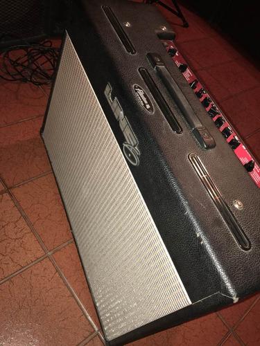 guitarra 100w line amplificador
