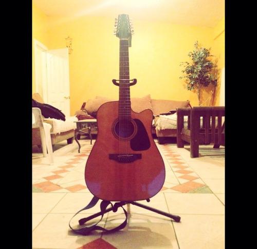 guitarra 12 cuerdas takamine g-series