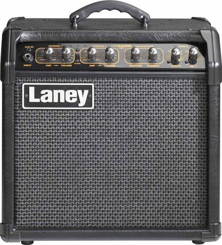 guitarra 20w laney amplificador