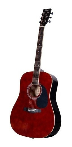 guitarra acustica 41 marron parquer abeto ga109rb cuota