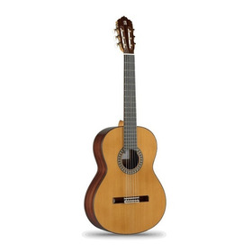 Guitarra Acustica Alhambra 5p