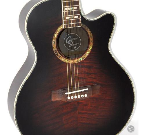 guitarra acustica + ampli laney + funda + cable + pua combo