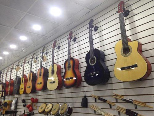 guitarra acustica clasica cuerda de nylon