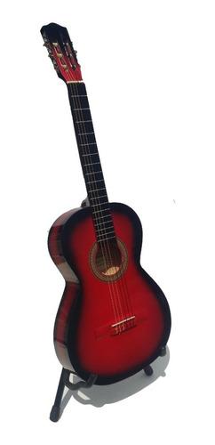 guitarra acustica clasica nuevos accesorios completos gratis