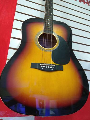 guitarra acústica cuerdas