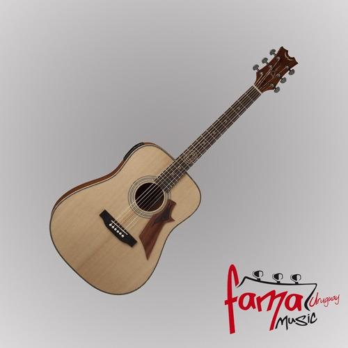 guitarra acustica dean 12 gauge solid top