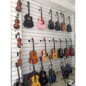Guitarra Acustica, Electroacustica, Electroclasica Desde