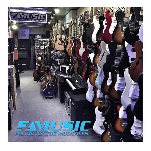 guitarra acustica electroacustica outlet linea basic rdl39tv