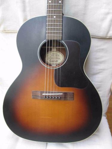 guitarra acústica epiphone el-00 eabmvsch1  metal.nueva