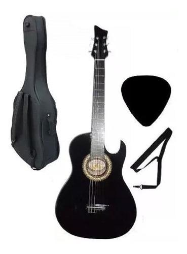 guitarra acustica exportacion fabrica  semiduro y mas