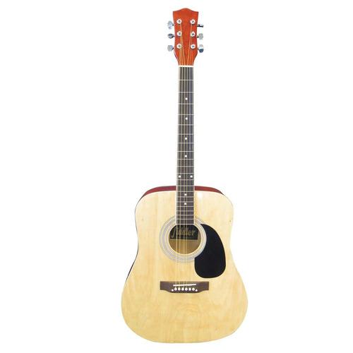 guitarra acústica fiddler de 41''