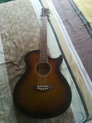 guitarra acústica freedom