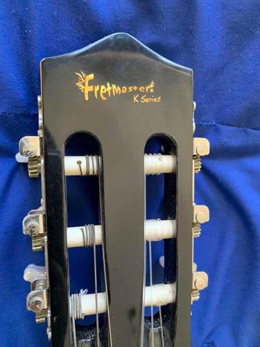 guitarra acústica fretmaster serie k