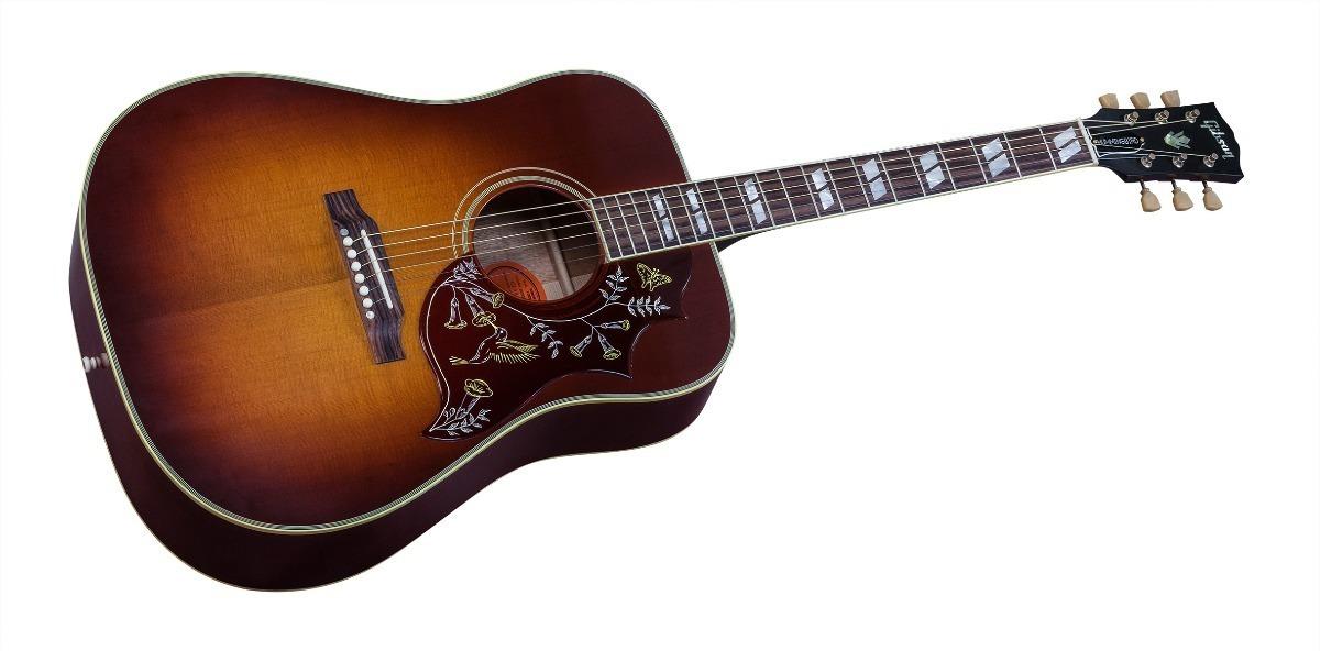 guitarra acustica gibson hummingbird vintage estuche envio c. Cargando zoom. 6745d9089c0