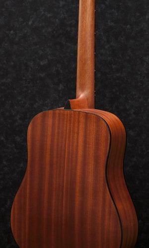 guitarra acústica ibanez pf2mh caoba folk mini