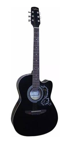 guitarra acustica importada con alma, fino acabado