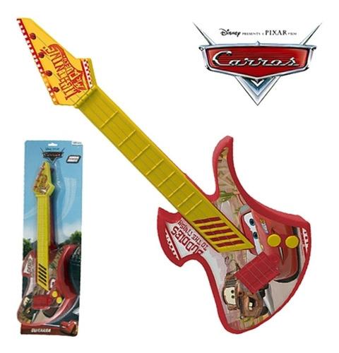 guitarra acustica infantil corda carros disney violao mini