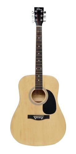 guitarra acustica orich c/estuche y vitela nueva de paquete