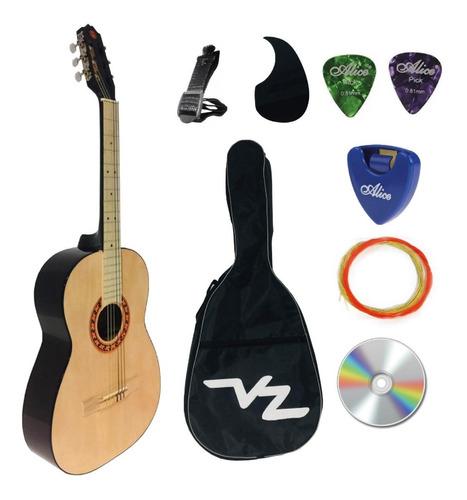 guitarra acústica paquete hecho en paracho méxico envio