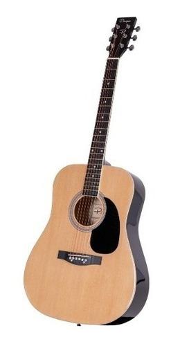 guitarra acustica parquer custom principiante estudio mate