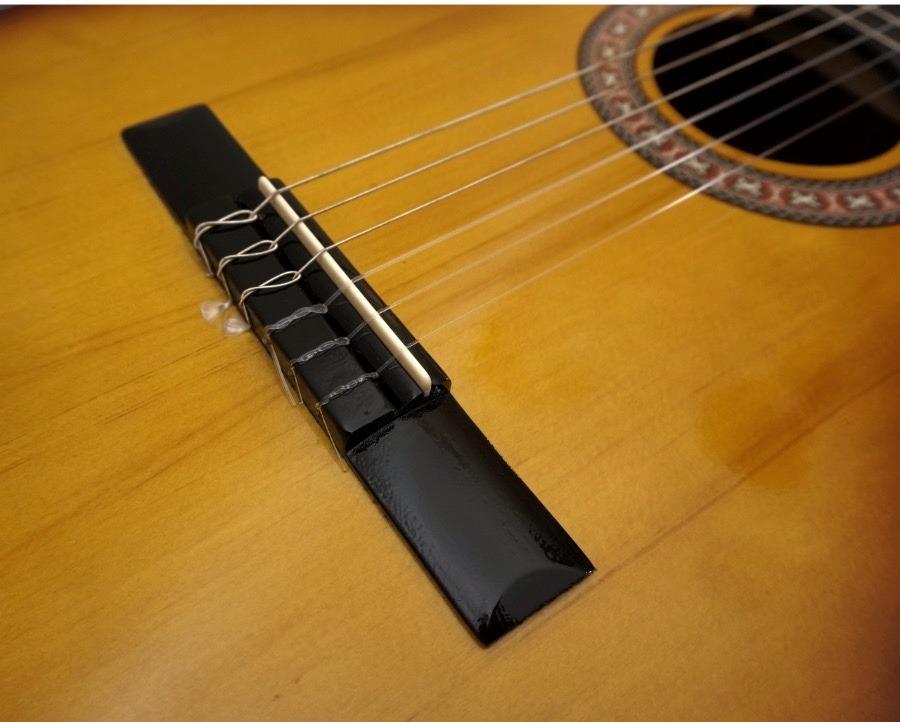 Guitarra acustica power beat cg094 cuerdas nylon clasica - Cuerda de nylon ...