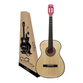 Guitarra Acustica Sevillana 39 .: Mundotecno :.