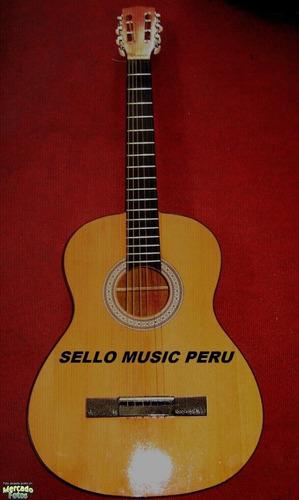 guitarra acustica somos fabricantes!! oferton!!º