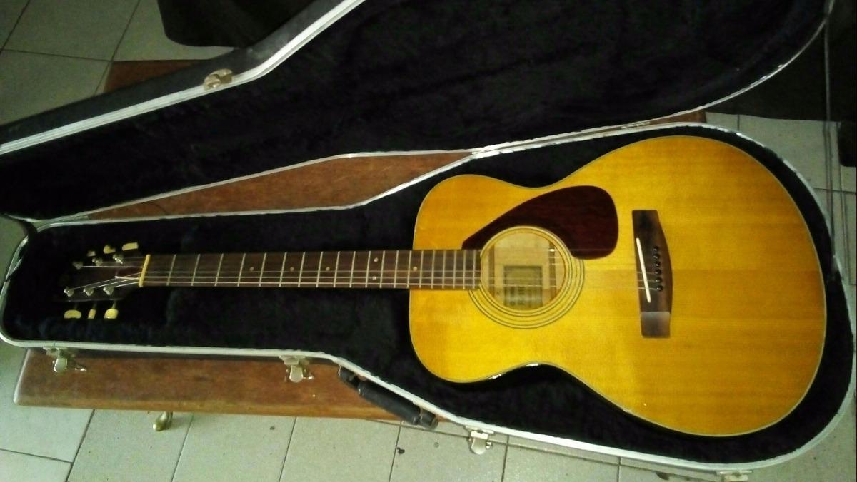 Guitarra Yamaha Fg Mercadolibre