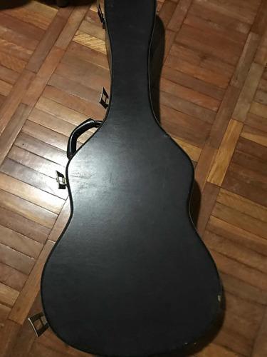 guitarra admira oro negro