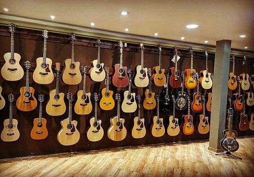 guitarra + amplificador  + acessorios - kit completo guitar