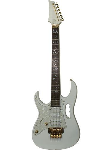 guitarra art pro modelo jem floyd rose p/canhoto tipo ibanez