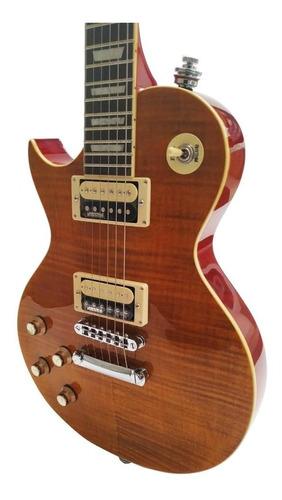 guitarra canhota les paul vintage lv100afd paradise slash