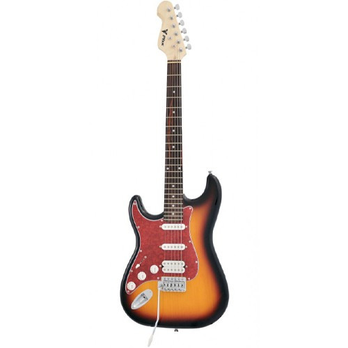 guitarra canhoto strato power hss sth 3ts lh phx 3321 oferta