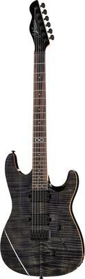 guitarra chapman modern lunar ml1 mod lnr con funda