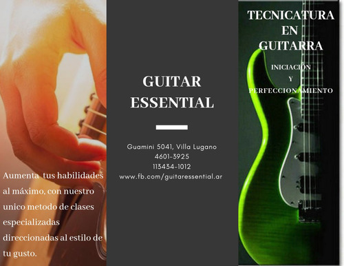 guitarra clases curso