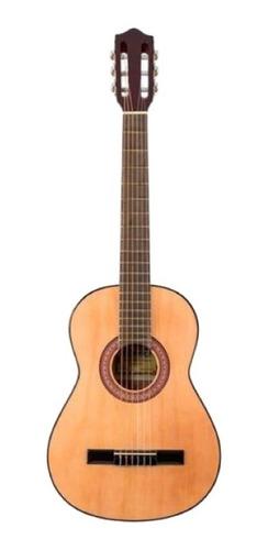 guitarra clasica acustica para niño niña 3/4 marca garcia
