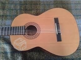 guitarra clásica admira rosario, española, electroacústica