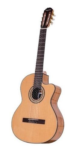 guitarra clásica c/corte y eq segovia