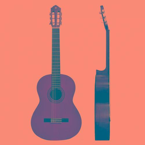 guitarra clásica cuerdas