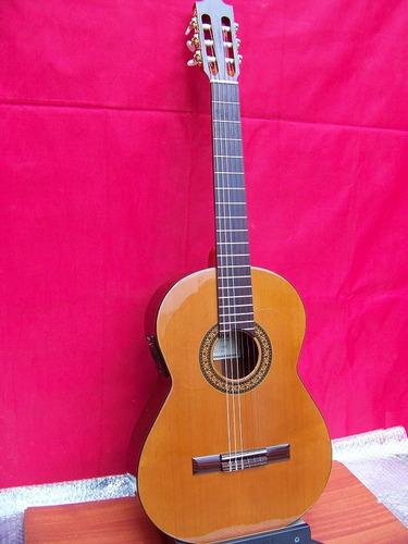 guitarra clásica de concierto española