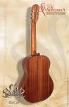 guitarra clasica de concierto la alpujarra modelo 90 caoba