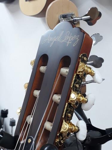 guitarra clásica electroacústica angel lopez ec3000 (godin)