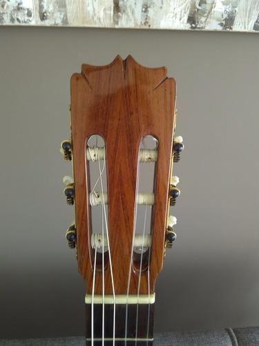 guitarra clasica española de estudio y de concierto