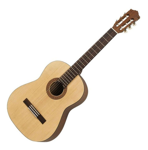 guitarra clásica yamaha c-40m mate 39'' 4/4 c/estuche/vitela