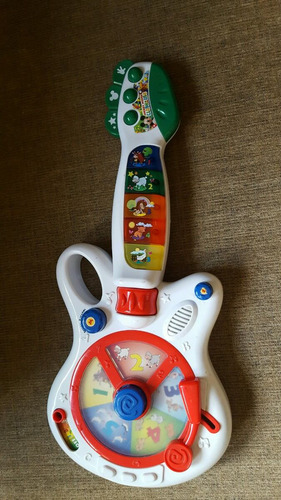 guitarra club house mickey mouse