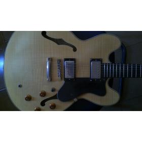 Guitarra Condor Jc503 Maple Top Natural