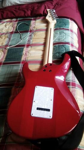 guitarra cort g250dx diapasón escalopado