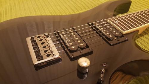 guitarra cort x custom ht - seymour duncan 59 jb - impecable