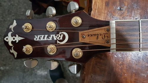 guitarra crafter fsd deluxe made in korea