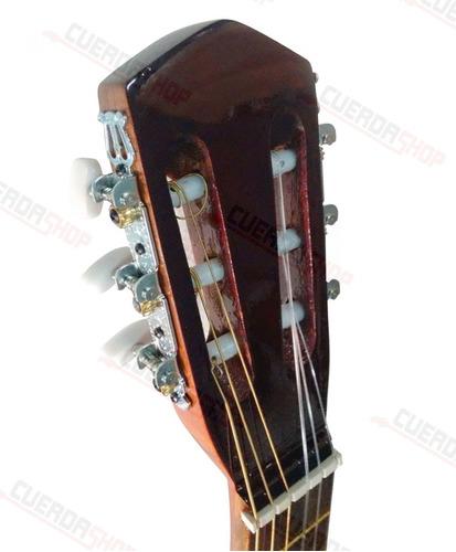 guitarra criolla 3/4 t/ mediano para niños de 6 a 9 años